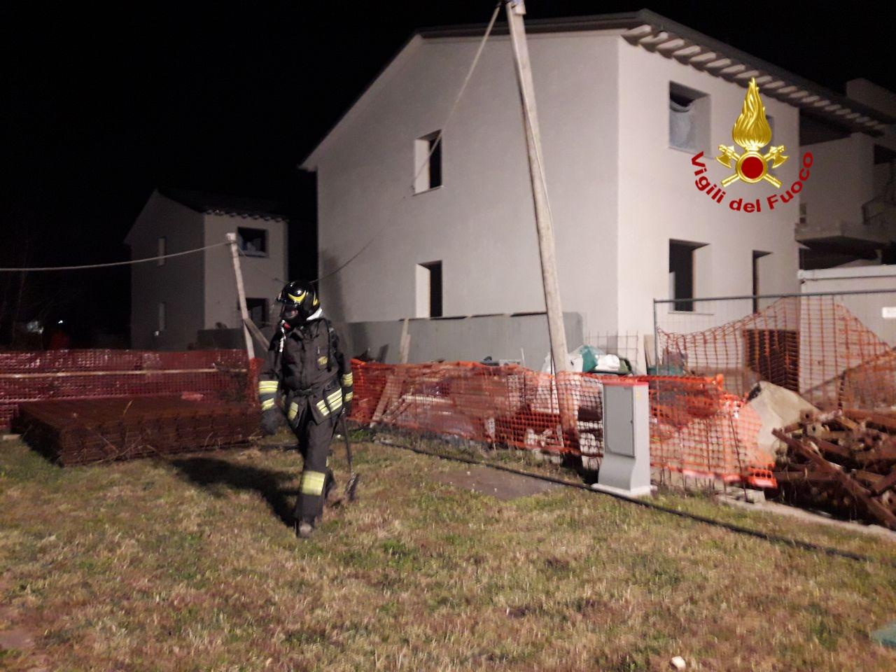 Incendio a Cassola: a fuoco il garage di un'abitazione ...