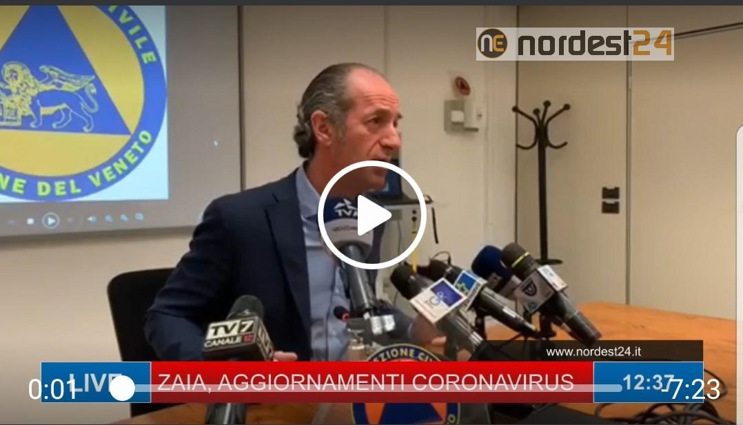 Coronavirus, Zaia: