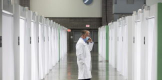 Coronavirus: Usa, 1.900 morti in 24 ore