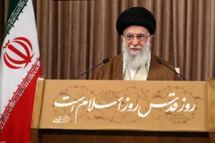 Khamenei, virus sionista sarà estirpato