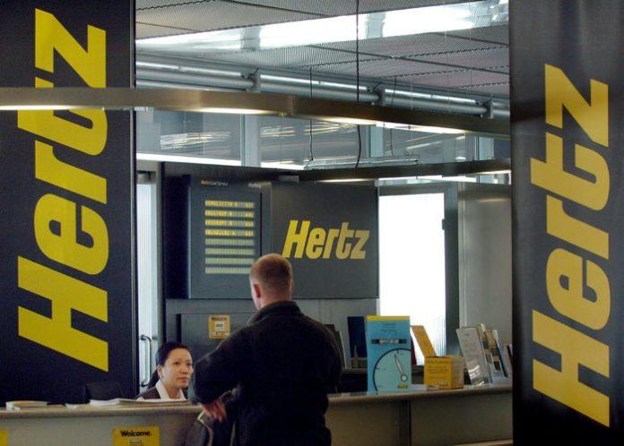 Hertz dichiara bancarotta in Usa, Canada