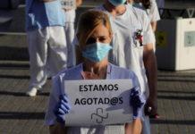 Coronavirus: 10 giorni lutto in Spagna