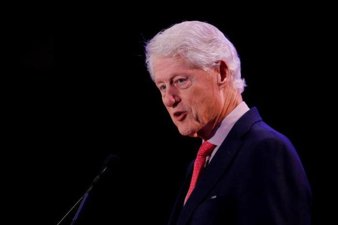 Testimone, B.Clinton in villa di Epstein