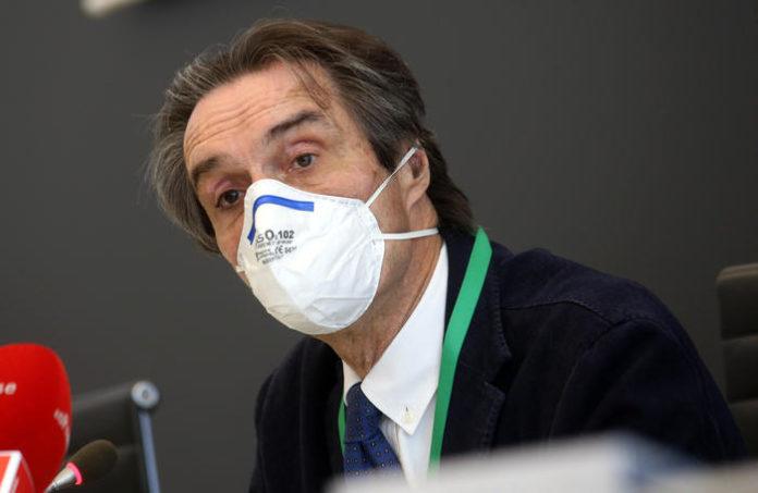 Governatore Fontana finisce sotto scorta