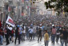 Turchia: 7 anni da proteste Gezi Park