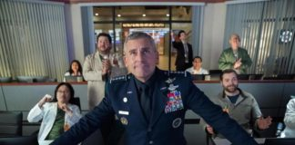 Space Force, su Netflix un generale che sembra Trump