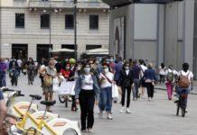 In Lombardia 210 nuovi casi, 33 decessi