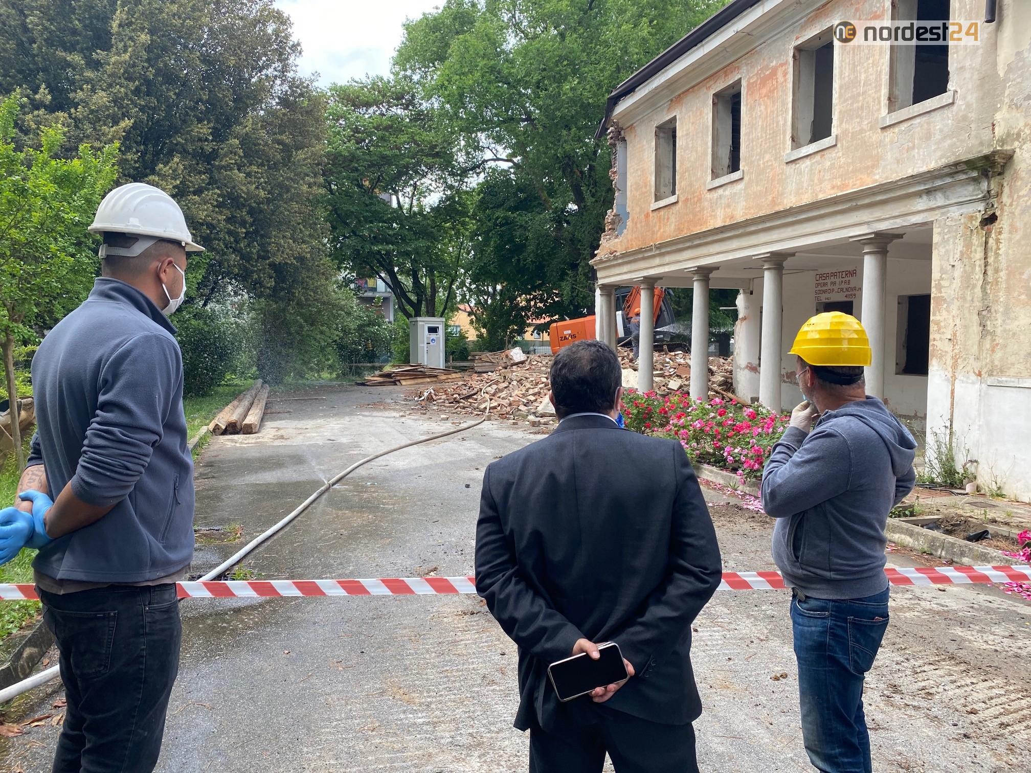 Imprese Edili Nel Veneto veneto, ulss4: portogruaro e san donà, lavori in corso per