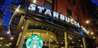 Dietrofront Starbucks su look pro Blm