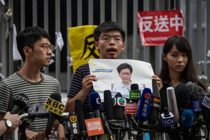 Hong Kong: Wong, con legge sicurezza è stato di polizia