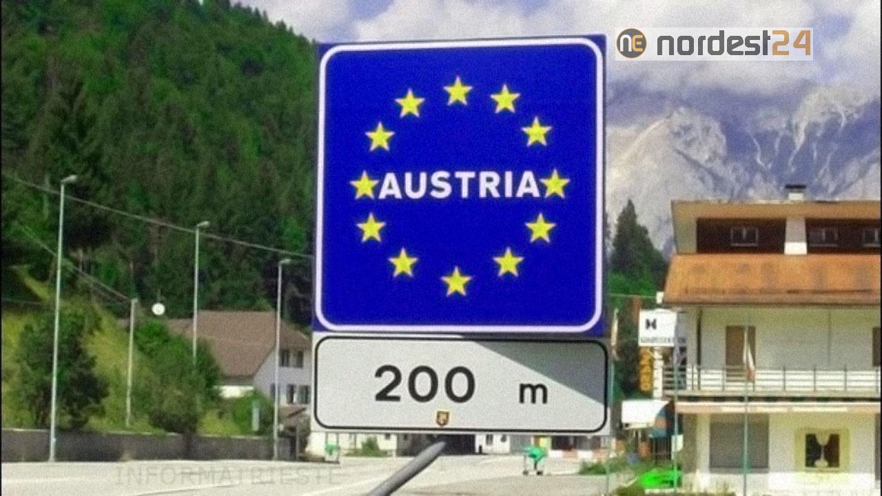 L'Austria riapre il 16 giugno il confine con l'Italia