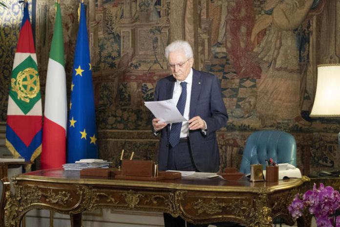 Marò: soddisfazione Mattarella per decisione Aja
