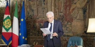 Mattarella, Ferlaino fu giudice a servizio paese