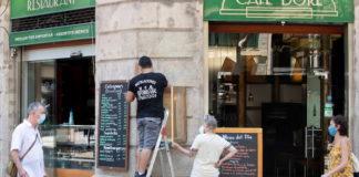 La Catalogna ordina il lockdown in otto comuni