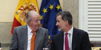 L'annuncio di re Juan Carlos, lascio la Spagna