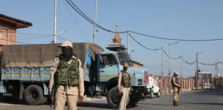 Kashmir: torna coprifuoco a un anno da abrogazione autonomia