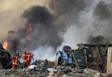 Beirut: feriti due militari italiani, altri sotto choc