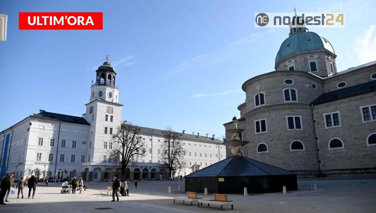 Austria in lockdown, misure in vigore fino al 6 dicembre